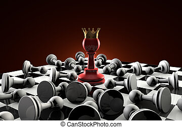 Sect (secret society). Chess metaphor. - The dramatic art of...