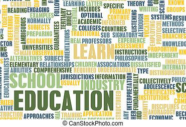 secteur, education