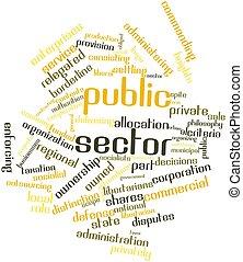 secteur, public