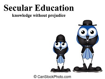 Secular Education - Secular education with knowledge without...