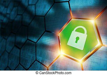 Secure Connection Concept