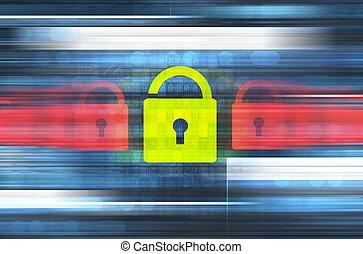 Secure Connection Illustration