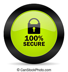 secure, ikon