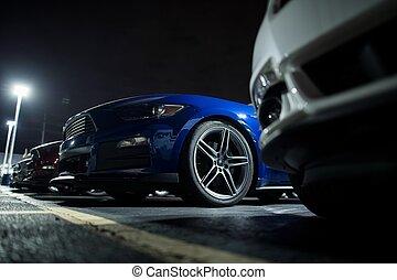Secure Overnight Car Parking