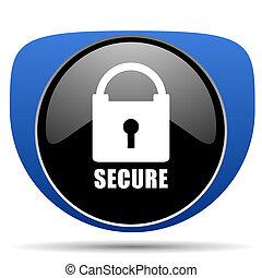 Secure web icon