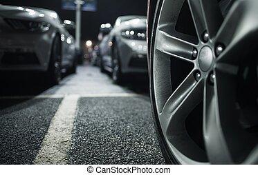 Long Term Car Parking