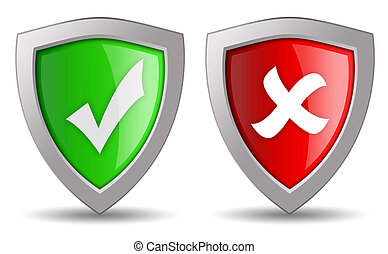 Security access icons