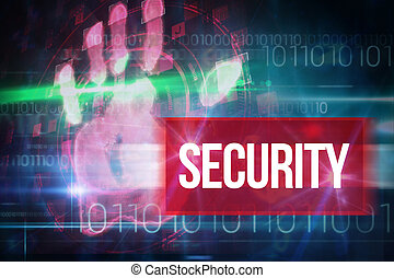 Security against blue technology design with binary code