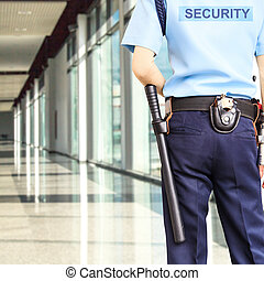 security bevogt