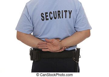 security bevogt