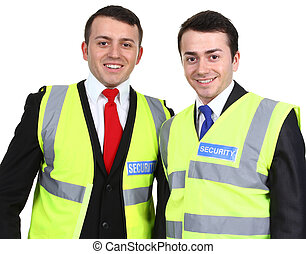 security bevogter