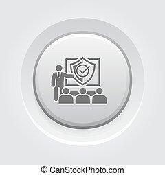 Security Briefing Icon