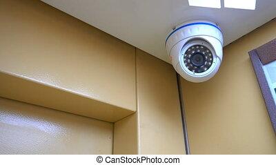 Security camera concept surveillance etc.