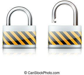 security concept - Vector illustration of security concept...