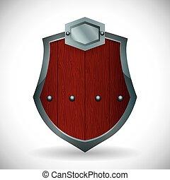 Security design, vector illustration,