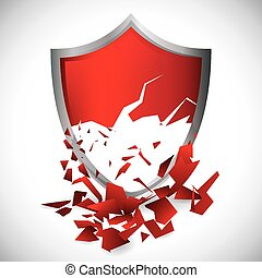 Security design, vector illustration,