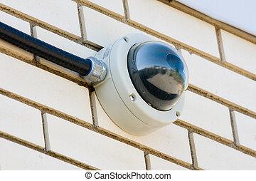 Security dome camera
