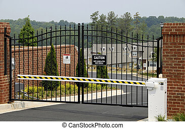 Security Gate - New Gated Community with focus on the...