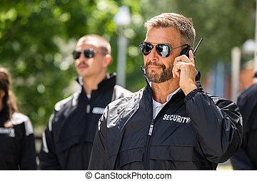 Security Guard Event Service