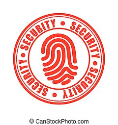 security icon design, vector illustration eps10 graphic