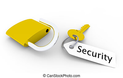 Security key