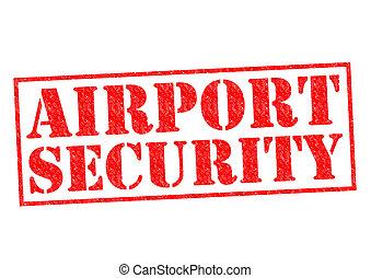 security lufthavn