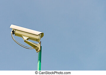 Security outdoor camera