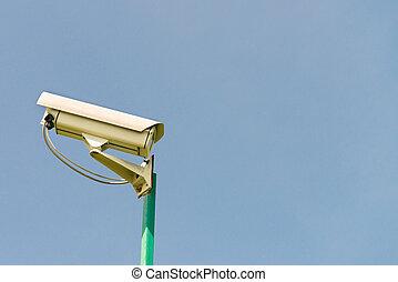 Security outdoor camera
