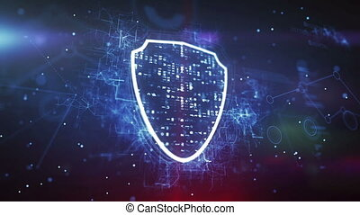 """""""Security Shield Concept """" - """"Security Shield Concept on a..."""
