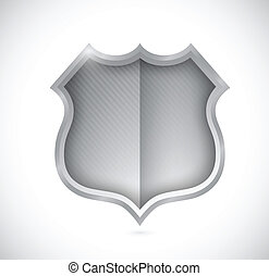 security shield illustration design