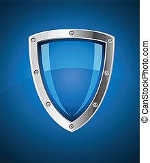 security shield symbol icon