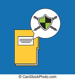 security system data folder file
