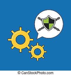 security system data gear engineer
