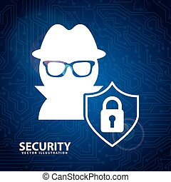 security system design - security system graphic design ,...