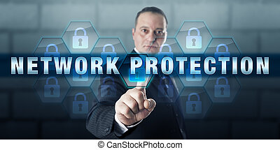 Security Touching NETWORK PROTECTION