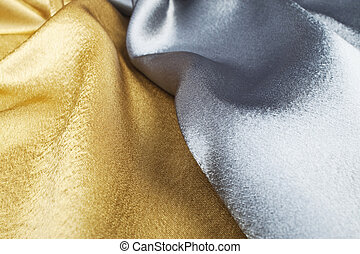 seda, prata, ouro