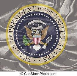 seda, presidencial, selo