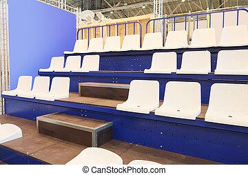 sedia, stadio