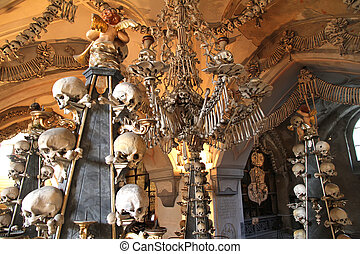 Sedlec Ossuary - The Sedlec Ossuary is a small Roman...