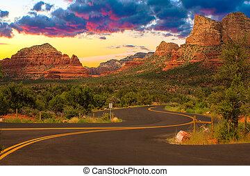 Sedona Arizona Sunrise