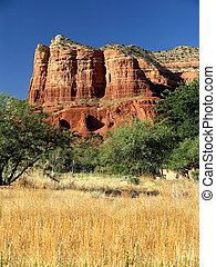 Sedona Butte, Arizona
