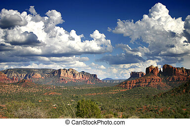 Sedona Vista Sky - Sedona Arizona View