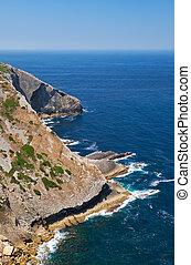 sedsimbra, portugal, espichel, cavalo, praia, capa