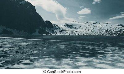 see, djupvatnet, norwegen