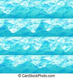 See seamless pattern, vector illustration
