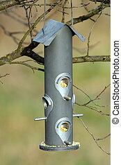 seed feeder for wild birds