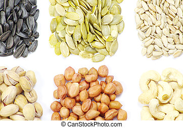 seeds and nuts