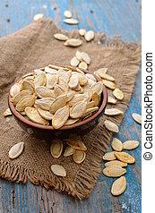 seeds., kã¼rbis