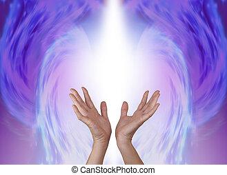 Seeking Angelic Help