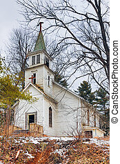 Seen Better Days Church